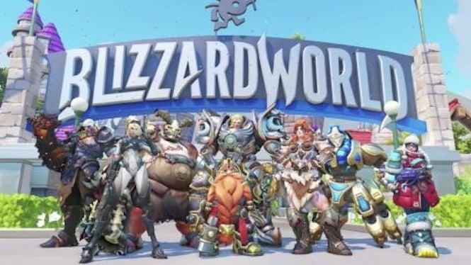 Blizzard World 2