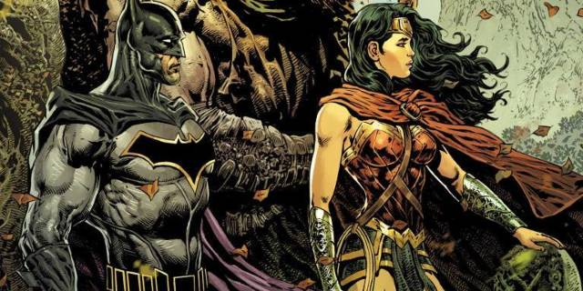 Brave and the Bold Batman Wonder Woman