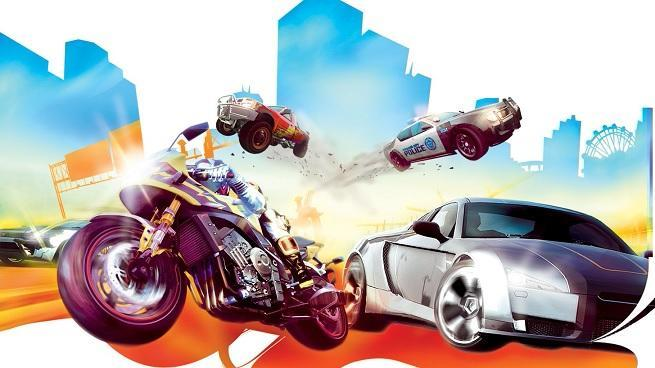 Burnout Paradise HD Remaster Coming to PS4