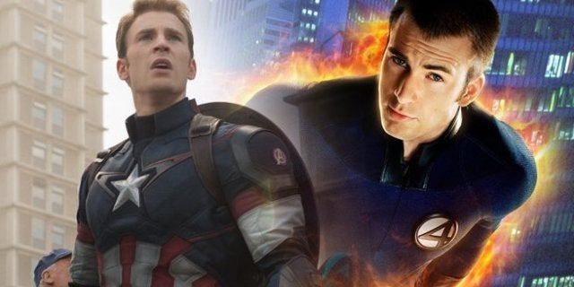Chris Evans Would Love To Play Two Characters In Avengers And Fantastic Four Crossover