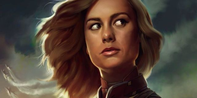 Captain Marvel Avengers 4 Connection