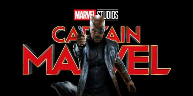 Captain Marvel Nick Fury comicbookcom