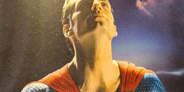 Cavill-Superman