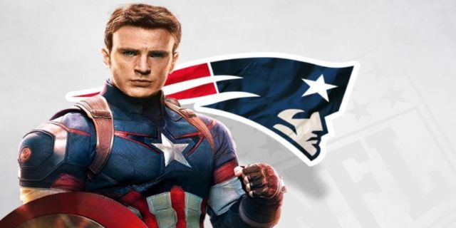 Chris Evans Patriots comicbookcom