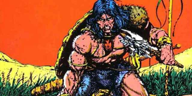 Conan at Marvel - Barry Windsor-Smith