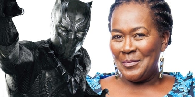 connie chiume black panther