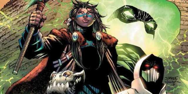 DC Comics New Age of Heroes - 4 - Immortal Men