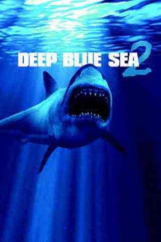 Deep Blue Sea 2 movie poster image