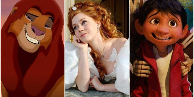 disney characters once upon a time