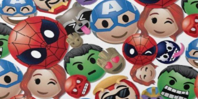 Disney Emoji Blitz Marvel