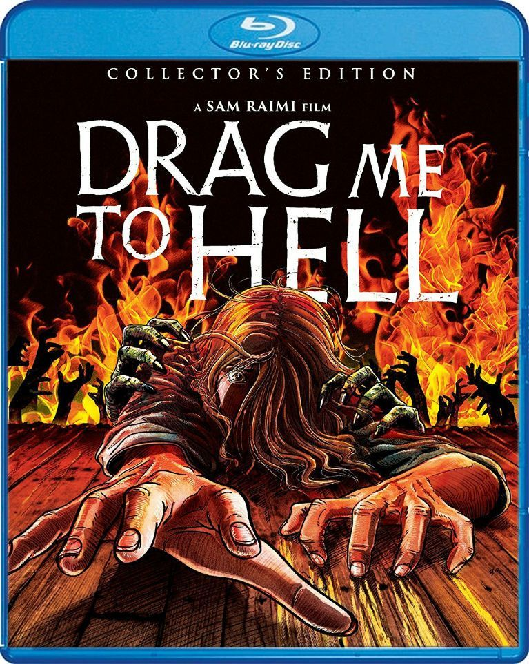 drag me to hell blu ray scream factory
