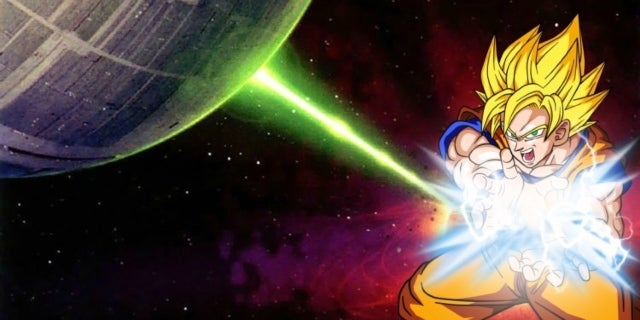 Dragon Ball Star Wars