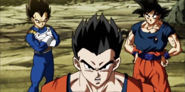 Dragon Ball Super Tournament Power Gohan Vegeta Goku