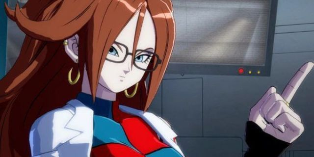 Dragon FighterZ - Android 21