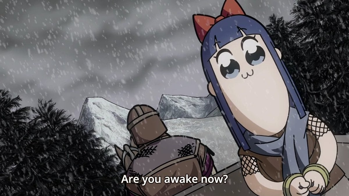 New Skyrim Mod Adds 'Pop Team Epic,' and it's Equal Parts