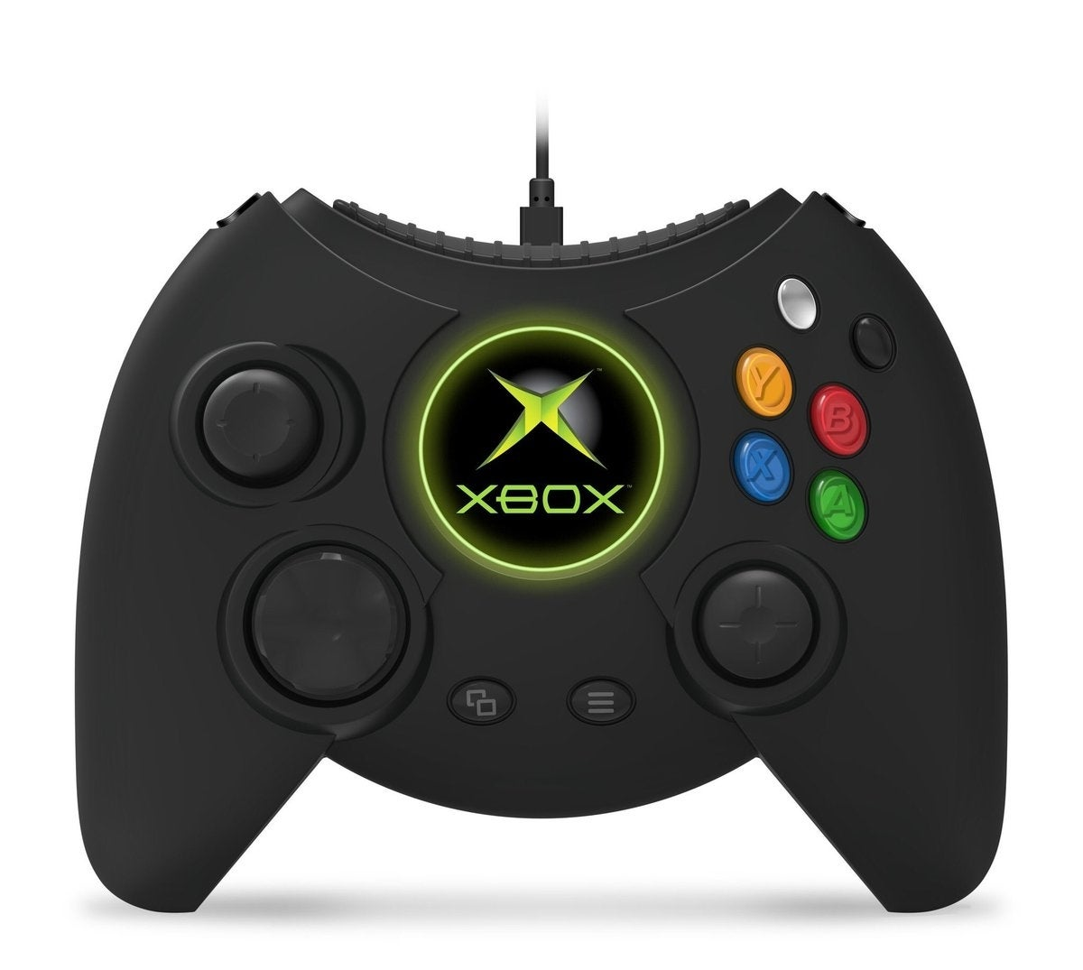 The Oversized Original Xbox Controller-The Duke-is Back