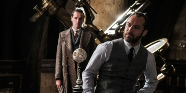 dumbledore fantastic beasts