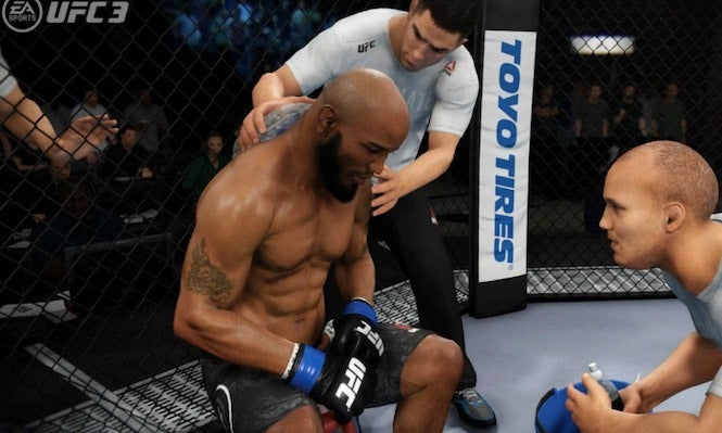 ea sports ufc 3 playstation 4 review a knockout blow