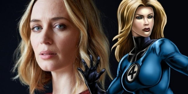 emily blunt invisible woman