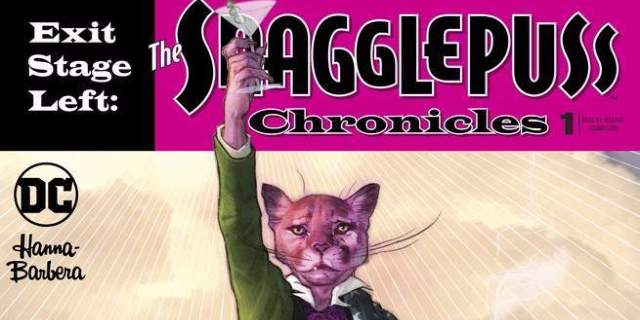 Exit Stage Left - Snagglepuss - Review - Cover