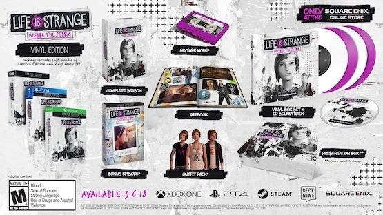 Life is Strange: Before the Storm Physical Release Confirmed