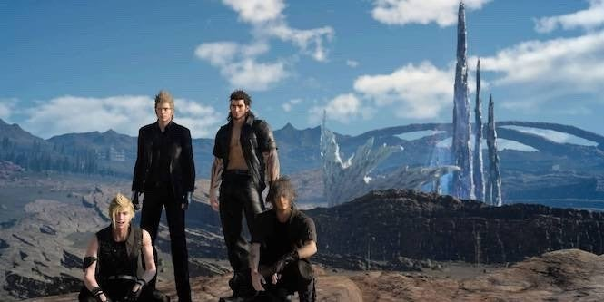 Final Fantasy Xv Wallpapers The Best 79 Images In 2018: Final Fantasy XV's Director Talks About The Future, New AI