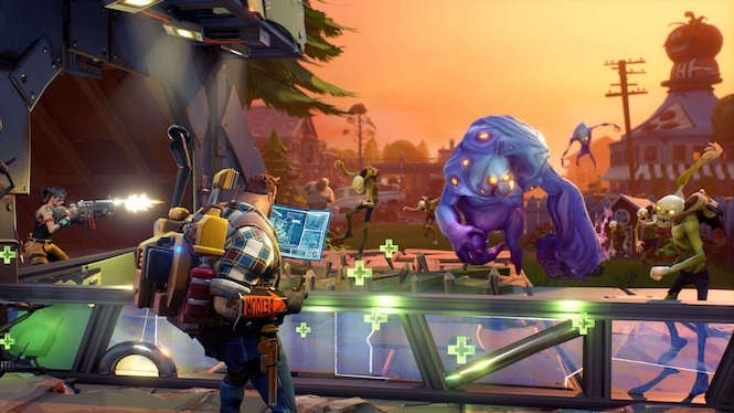 Fortnite Battle Royale update adds 'Cozy Campfire' healing trap, Nvidia ShadowPlay Highlights
