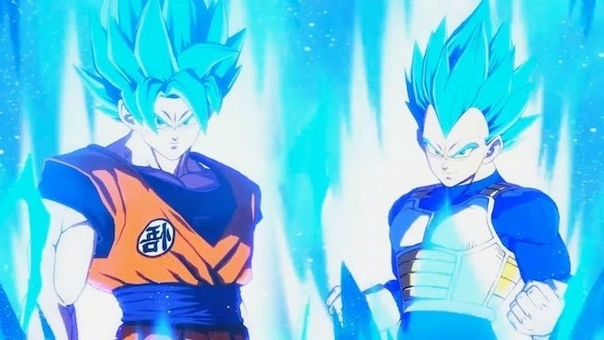 goku and vegeta voice actors will face off in dragon ball fighterz