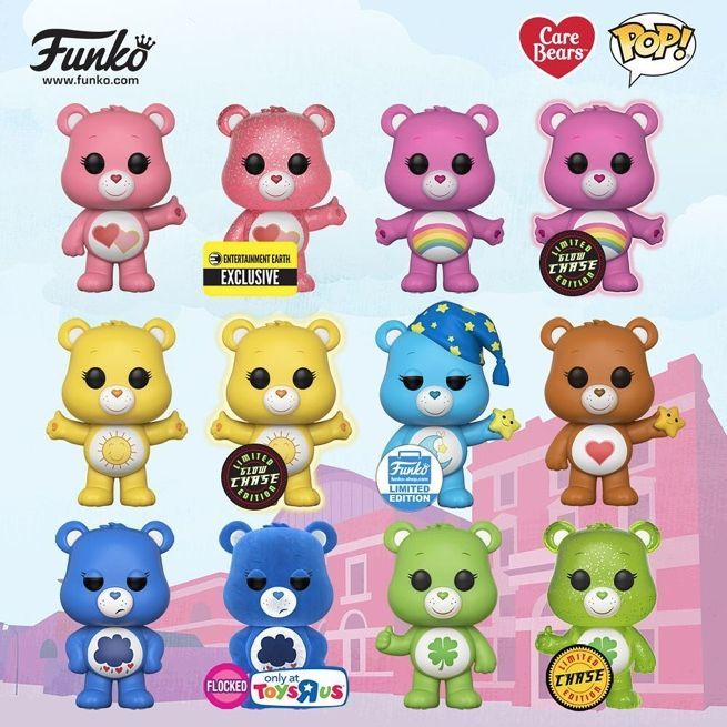 Funko Unveils Garbage Pail Kids and Care Bears Pops at ...