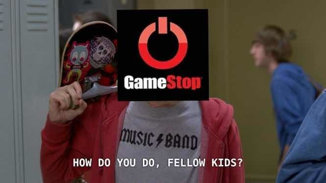 Gamestop Fellow Kids