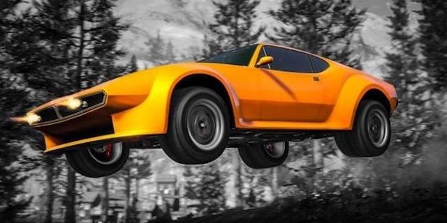 Grand Theft Auto Update 2