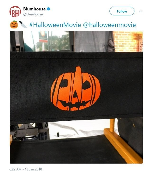 Halloween' Movie Starts Filming, Shares First Set Photo