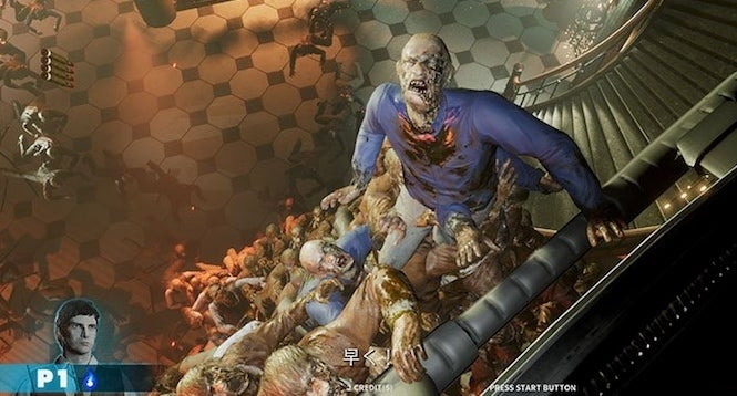 House Of The Dead Returns To Arcades For The First Time In Over A