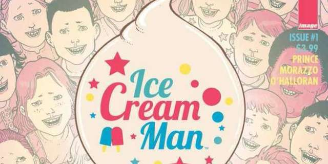 Ice Cream Man #1 Review - Cover