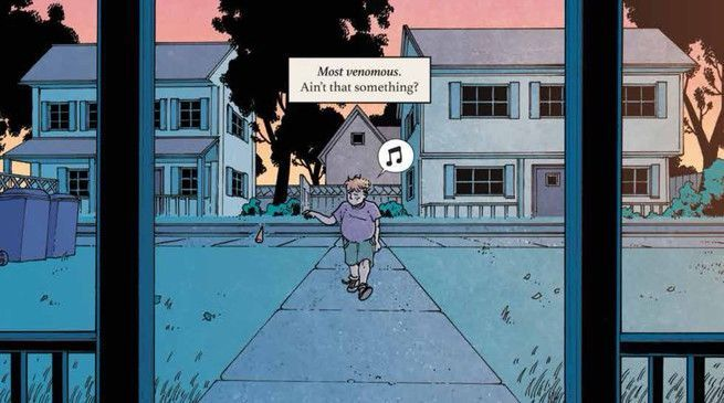 Ice Cream Man #1 Review - Spider