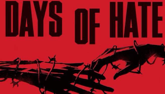 Image Comics - Days of Hate - Ales Kot