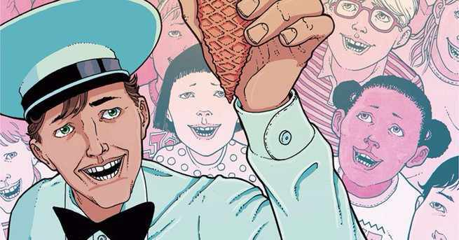 Image Comics - Ice Cream Man