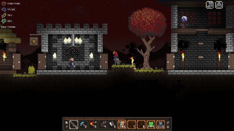 Diablo creator reveals new roguelike It Lurks Below