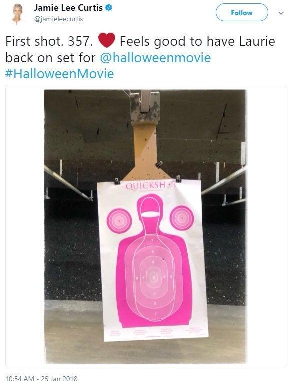 jamie lee curtis halloween sequel