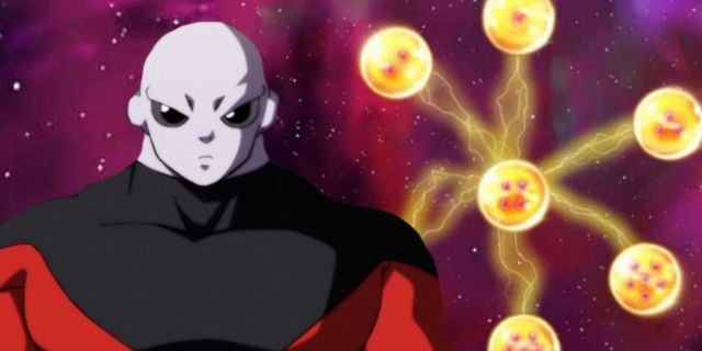 Jiren Super Dragon Balls Wish Tournament Power