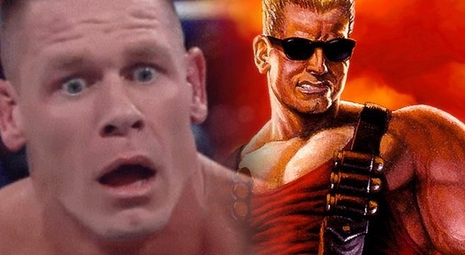 A Duke Nukem movie starring John Cena might actually happen