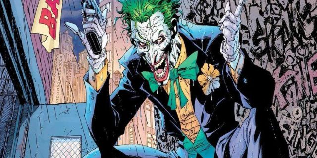 DC Comics Fans Are Petitioning To Make The Joker Gay
