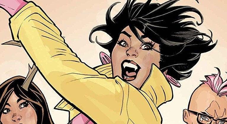 Jubilee Marvel X-Men