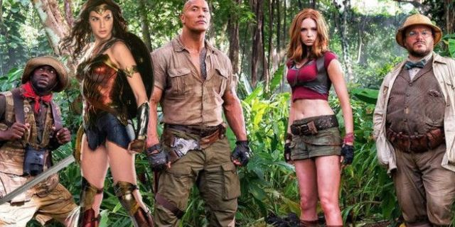 jumanji wonder woman
