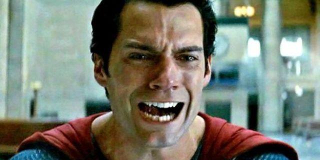 Justice League Blu-Ray Superman Bonus Deleted Scenes