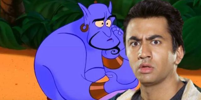 Kal Penn Criticizes Disney Aladdin Brown Face