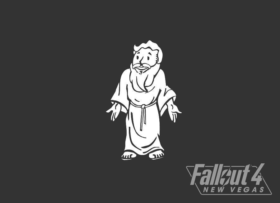fallout 4 new vegas shows off the more animated side to vault boy