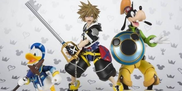 Kingdom Hearts Figurarts