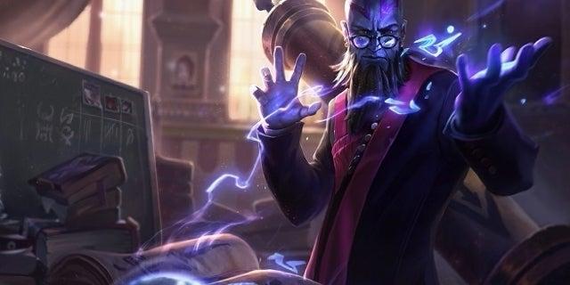 League of Legends Ryze