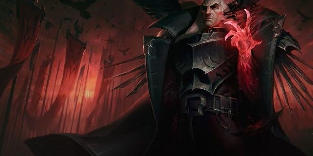 League of Legends Swain